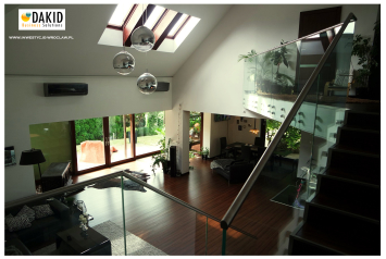Luxury residence for sale in Poland - online listing.